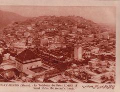 1080A    MOULAY      NON                 ECRITE - Morocco