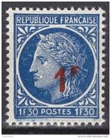FRANCE 1947 -   Y.T. N° 791  - NEUF** C7 - Unused Stamps