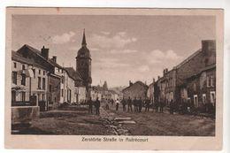 Nr.  9000,  Feldpost, Autrecourt - Oorlog 1914-18