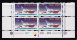 RSA, 1998, MNH Stamps In Control Blocks, MI 1122, Safety At Sea, X748A - Zuid-Afrika (1961-...)