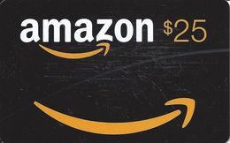 Amazon $25 Gift Card - Cartes Cadeaux