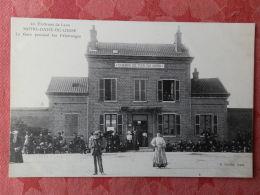 Dep 02 , Cpa  10 , Environs De Laon , NOTRE DAME De LIESSE , La Gare Pendant Les Pélerinages  (S011) - France