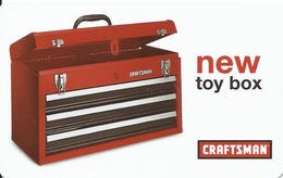 Craftsman Tools Gift Card - Gift Cards