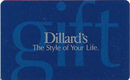 Dillard's Gift Card - Gift Cards