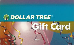 Dollar Tree Gift Card - Gift Cards