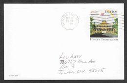 United States - Scott #UX81 Used - Postal Stationery