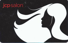 JC Penney Salon Gift Card - Gift Cards