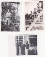 Lot De 3 Photographies - Reims Juin 1936 / Femmes, Enfants - Personnes Anonymes