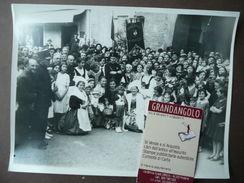 Fotografia 1935  Nizza Monferrato Mombaruzzo Folklore - Photography