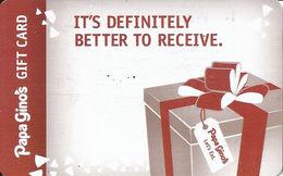 Papa Gino's Gift Card - Gift Cards