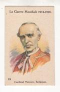 Thème : L'Alsacienne. Teinture. Série La Guerre Mondiale 1914-18. Chromo N°19. Etat Q1/Q2 - Other