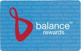 Walgreens Balance Rewards - Customer Loyalty Card - Other Collections