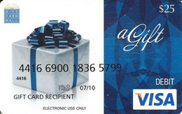 $25 Generic VISA Debit Gift Card - Gift Cards