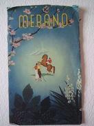 Brossura Turistica Merano Trentino Alto Adige Bolzano Monumenti Pubblicità 1937 - Documentos Antiguos