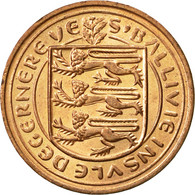 Guernsey, Elizabeth II, Penny, 1979, Heaton, TTB, Bronze, KM:27 - Guernesey