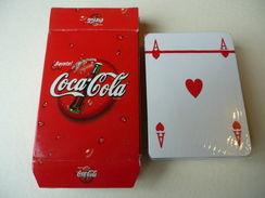 Carte Da Gioco Coca Cola Mazzi Di Carte Pubblicitarie Anni '80 - Altre Collezioni