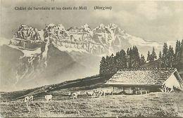 A-17-8609 : MORGINS  CHALET DE SOVALAIRE - VS Valais
