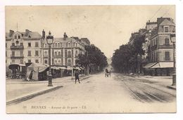 Rennes , Avenue De La Gare - Rennes