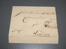 Germany 1824 Celle Letter_(L-1751) - Germania