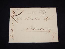 Germany 1835 Leer Letter_(L-1723) - Deutschland
