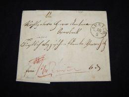 Germany 1846 Aurich Letter_(L-1730) - Deutschland