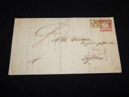 Germany 1872 Oldenburg Letter_(L-1144) - Deutschland