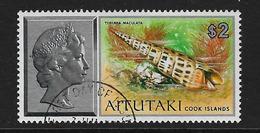 AITUTAKI. Yvert Nº 132 Usado - Aitutaki