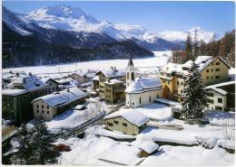 SVIZZERA  SUISSE  GR  CHAMPFÈR  Oberengadin - GR Grisons