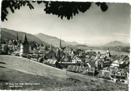 SVIZZERA  SUISSE  ZG  ZUG Zoug Zugo  Mit Rigi Berner-Alpen Pilatus - ZG Zoug