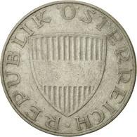 Autriche, 10 Schilling, 1957, TTB, Argent, KM:2882 - Autriche