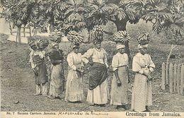 A-17-8653 : JAMAÏQUE  BANANA CARRIERS JAMAICA - Jamaïque