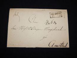 Germany Osnabruck Letter_(L-1678) - Deutschland