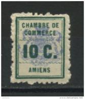 FRANCE -   GREVE  -  AMIENS N° Yvert  1** - Strike Stamps