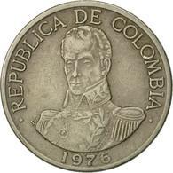Colombie, Peso, 1976, TTB, Copper-nickel, KM:258.1 - Colombia