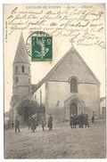 Environs De MANTES - EPONE - L'Eglise - Epone