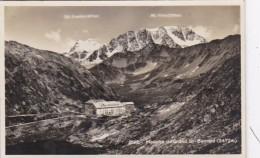 Switzerland Hospice Du Grand St-Bernard Et L'Hospice Photo - VS Valais