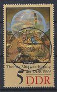Germany (DDR) 1989 Thomas Muntzer (o) Mi.3269 - Used Stamps