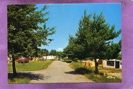 19 SERVIERES LE CHATEAU Le Camping Du Lac De Feyt - Frankreich