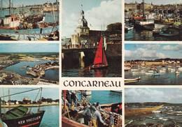 CONCARNEAU MULTIVUES (dil319) - Concarneau
