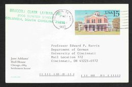 United States - Scott #UX134 Used - Postal Stationery