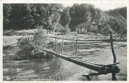 LE HEROU - Ourthe Orientale - Passerelle De Spitanche - Belgique