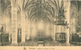 BASTOGNE - Intérieur De L'Eglise St. Pierre - Bastenaken