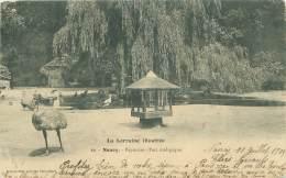 54 - NANCY - Pépinière - Parc Zoologique - Nancy