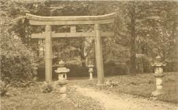 Domaine De MARIEMONT - Le Parc - Le Torii Japonais - Morlanwelz
