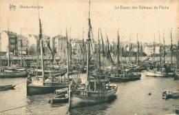 BLANKENBERGHE - Le Bassin Des Bâteaux De Pêche - Blankenberge