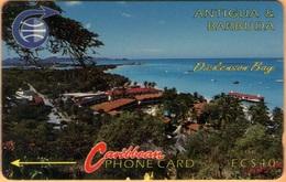 Antigua & Barbuda - ANT-4Ca, Dickenson Bay, 4CATC SBr, %10.000ex, 1992, Used As Scan - Antigua And Barbuda