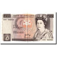 Grande-Bretagne, 10 Shillings, (1975-1980), KM:373a, (1975-1980), TB+ - 1952-… : Elizabeth II