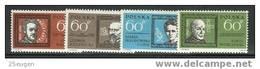 POLAND 1963    MICHEL 1411-1414 SET MNH - Ongebruikt