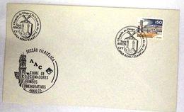 Portugal - Chegada  De Diogo Cão à Foz Do Rio Zaire - Diogo Cão Arrival To Zaire River - Vila Real 1983 - Descobrimentos - Other
