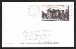 United States - Scott #UX303 Used - Postal Stationery